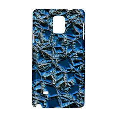 Jagged Stone 2c Samsung Galaxy Note 4 Hardshell Case by MoreColorsinLife