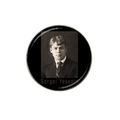 Sergei Yesenin Hat Clip Ball Marker (10 Pack) by Valentinaart