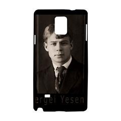 Sergei Yesenin Samsung Galaxy Note 4 Hardshell Case by Valentinaart