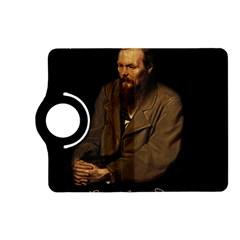 Fyodor Dostoyevsky Kindle Fire Hd (2013) Flip 360 Case by Valentinaart