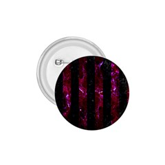 Stripes1 Black Marble & Burgundy Marble 1 75  Buttons by trendistuff