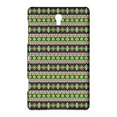 Fancy Tribal Border Pattern 17a Samsung Galaxy Tab S (8 4 ) Hardshell Case  by MoreColorsinLife