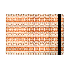Fancy Tribal Border Pattern 17i Ipad Mini 2 Flip Cases by MoreColorsinLife