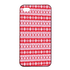 Fancy Tribal Border Pattern 17h Apple Iphone 4/4s Seamless Case (black) by MoreColorsinLife