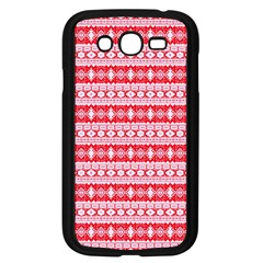 Fancy Tribal Border Pattern 17h Samsung Galaxy Grand Duos I9082 Case (black) by MoreColorsinLife