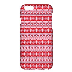 Fancy Tribal Border Pattern 17h Apple Iphone 6 Plus/6s Plus Hardshell Case by MoreColorsinLife