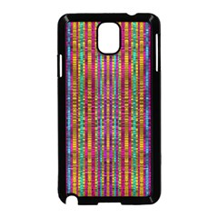 Star Fall In  Retro Peacock Colors Samsung Galaxy Note 3 Neo Hardshell Case (black) by pepitasart