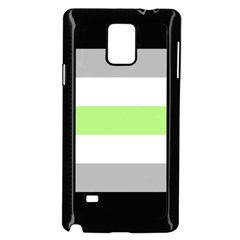 Age Stripes Samsung Galaxy Note 4 Case (black) by AllOverIt