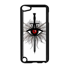Inquisition Symbol Apple Ipod Touch 5 Case (black) by Valentinaart