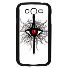 Inquisition Symbol Samsung Galaxy Grand Duos I9082 Case (black) by Valentinaart