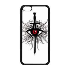 Inquisition Symbol Apple Iphone 5c Seamless Case (black) by Valentinaart