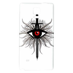 Inquisition Symbol Galaxy Note 4 Back Case by Valentinaart