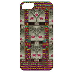 Wings Of Love In Peace And Freedom Apple Iphone 5 Classic Hardshell Case by pepitasart