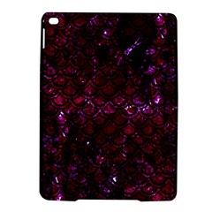Scales2 Black Marble & Burgundy Marble (r) Ipad Air 2 Hardshell Cases by trendistuff