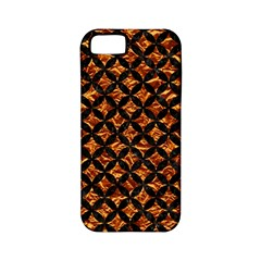 Circles3 Black Marble & Copper Foil (r) Apple Iphone 5 Classic Hardshell Case (pc+silicone) by trendistuff