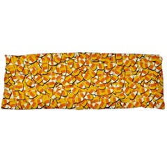 Candy Corn Body Pillow Case (dakimakura) by Valentinaart
