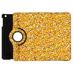 Candy Corn Apple Ipad Mini Flip 360 Case by Valentinaart