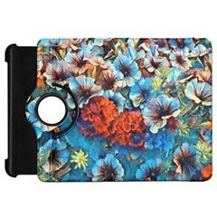 Dreamy Floral 3 Kindle Fire Hd 7  by MoreColorsinLife