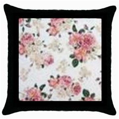 Downloadv Throw Pillow Case (black) by MaryIllustrations