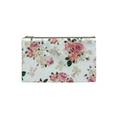 Downloadv Cosmetic Bag (small)  by MaryIllustrations
