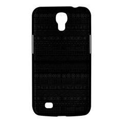 Aztec Influence Pattern Samsung Galaxy Mega 6 3  I9200 Hardshell Case by ValentinaDesign