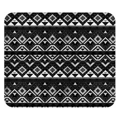 Aztec Influence Pattern Double Sided Flano Blanket (small)  by ValentinaDesign