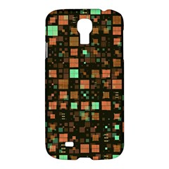 Small Geo Fun A Samsung Galaxy S4 I9500/i9505 Hardshell Case by MoreColorsinLife