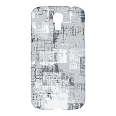 Abstract Art Samsung Galaxy S4 I9500/i9505 Hardshell Case by ValentinaDesign