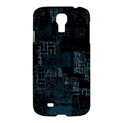 Abstract Art Samsung Galaxy S4 I9500/i9505 Hardshell Case by ValentinaDesign