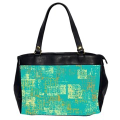 Abstract Art Office Handbags (2 Sides)  by ValentinaDesign
