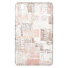 Abstract Art Samsung Galaxy Tab Pro 8 4 Hardshell Case by ValentinaDesign
