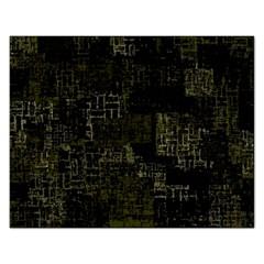 Abstract Art Rectangular Jigsaw Puzzl by ValentinaDesign