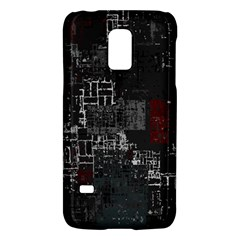 Abstract Art Galaxy S5 Mini by ValentinaDesign
