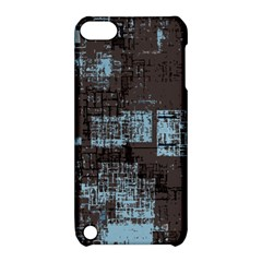 Abstract Art Apple Ipod Touch 5 Hardshell Case With Stand by ValentinaDesign