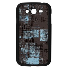Abstract Art Samsung Galaxy Grand Duos I9082 Case (black) by ValentinaDesign