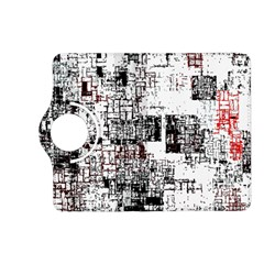 Abstract Art Kindle Fire Hd (2013) Flip 360 Case by ValentinaDesign