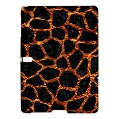 Skin1 Black Marble & Copper Foil (r) Samsung Galaxy Tab S (10 5 ) Hardshell Case