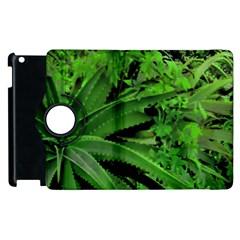 Vivid Tropical Design Apple Ipad 2 Flip 360 Case by dflcprints