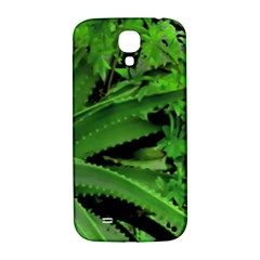 Vivid Tropical Design Samsung Galaxy S4 I9500/i9505  Hardshell Back Case by dflcprints