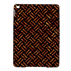 Woven2 Black Marble & Copper Foil Ipad Air 2 Hardshell Cases by trendistuff