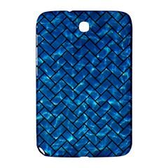 Brick2 Black Marble & Deep Blue Water (r) Samsung Galaxy Note 8 0 N5100 Hardshell Case  by trendistuff