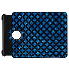 Circles3 Black Marble & Deep Blue Water (r) Kindle Fire Hd 7  by trendistuff