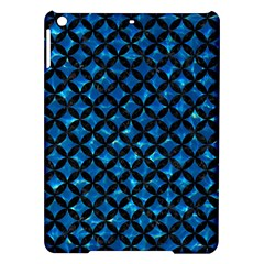 Circles3 Black Marble & Deep Blue Water (r) Ipad Air Hardshell Cases by trendistuff