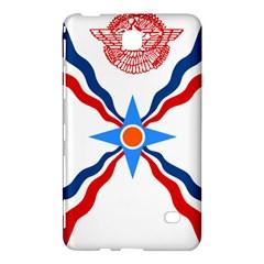 Assyrian Flag  Samsung Galaxy Tab 4 (7 ) Hardshell Case  by abbeyz71