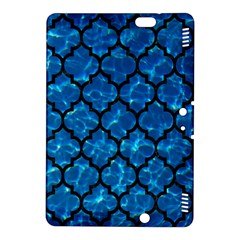 Tile1 Black Marble & Deep Blue Water (r) Kindle Fire Hdx 8 9  Hardshell Case by trendistuff