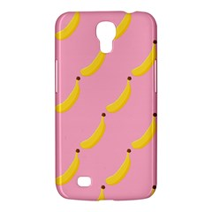 Banana Fruit Yellow Pink Samsung Galaxy Mega 6 3  I9200 Hardshell Case by Mariart