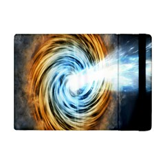 A Blazar Jet In The Middle Galaxy Appear Especially Bright Ipad Mini 2 Flip Cases by Mariart
