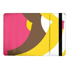 Breast Pink Brown Yellow White Rainbow Samsung Galaxy Tab Pro 10 1  Flip Case by Mariart