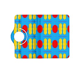 Ovals And Stripes Pattern                      Samsung Galaxy Note 3 Soft Edge Hardshell Case by LalyLauraFLM