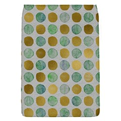 Green And Golden Dots Pattern                      Blackberry Q10 Hardshell Case by LalyLauraFLM